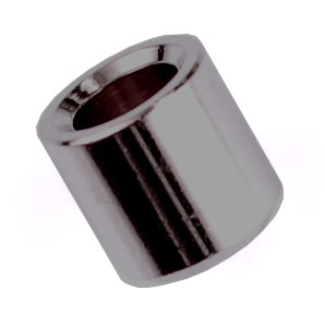 FLUSH FIT STRING FERRULE BLACK