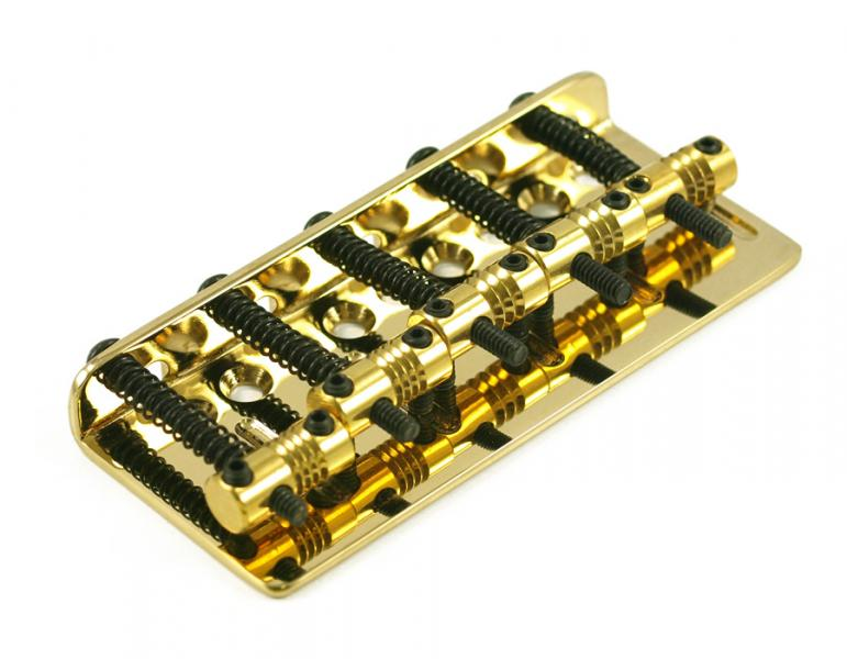 FENDER 5 STRING USA DELUXE GOLD BASS BRIDGE
