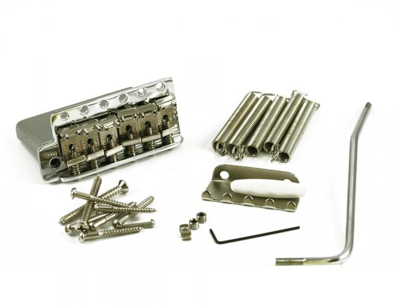 FENDER VINTAGE TREMOLO CHROME LH