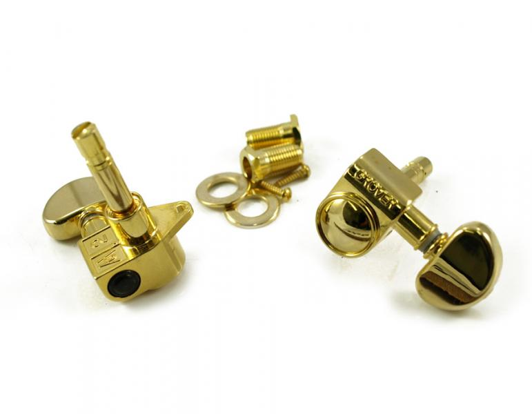 GROVER 106 LOCKING ROTOMATIC 3 PER SIDE GOLD