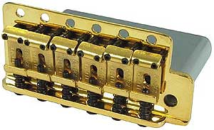 FENDER VINTAGE TREMOLO GOLD
