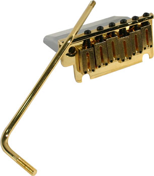 FENDER AMERICAN SERIES TREMOLO GOLD