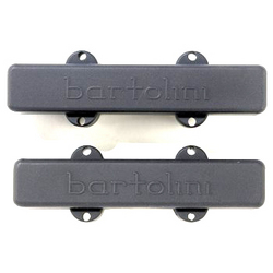 Bartolini 5 String Jazz Bass Pickup Set