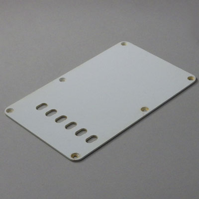 MONTREUX RETROVIBE 56 STRAT BACKPLATE RELIC