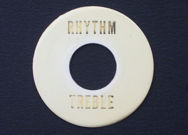 MONTREUX TIME MACHINE 56 RHYTHM/TREBLE RING CREAM RELIC