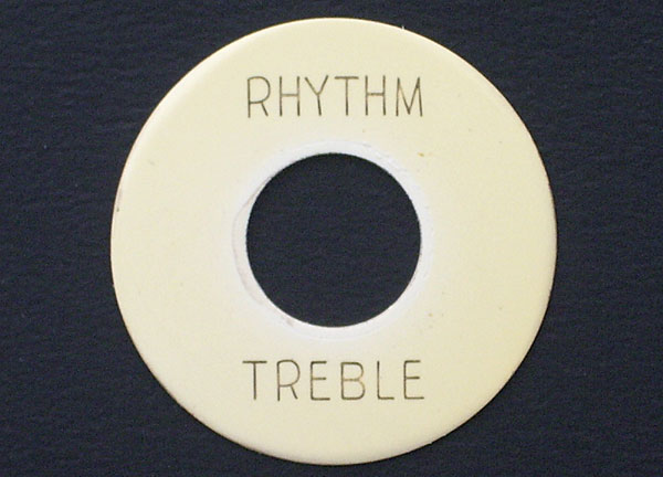 MONTREUX TIME MACHINE 59 RHYTHM/TREBLE RING CREAM RELIC