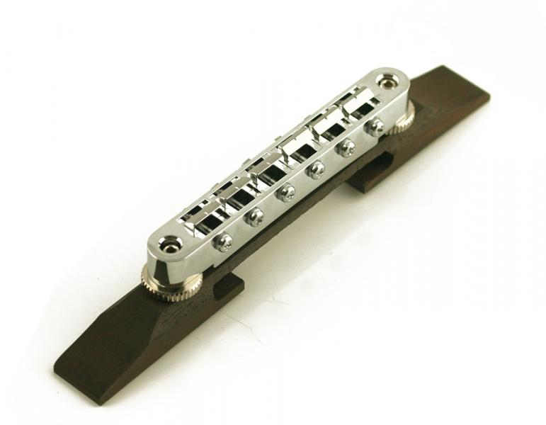 GOTOH ARCHTOP TUNEOMATIC BRIDGE NICKEL