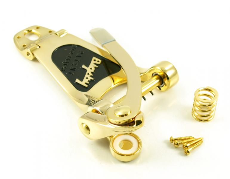 BIGSBY USA B3 TAILPIECE GOLD