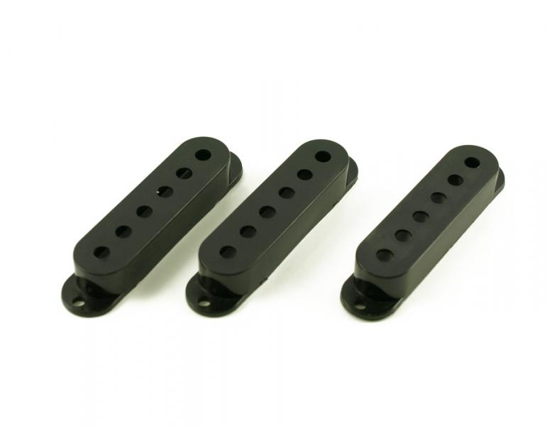 SINGLECOIL PICKUP COVERS BLACK