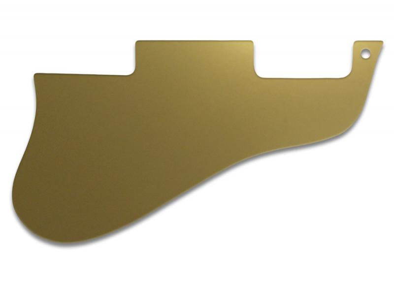 GIBSON ES-335 PICKGUARD GOLD MIRROR