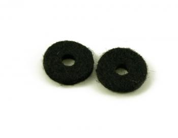 ENDPIN FELT WASHERS BLACK