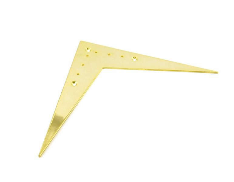 FLYING V TAILPIECE GOLD