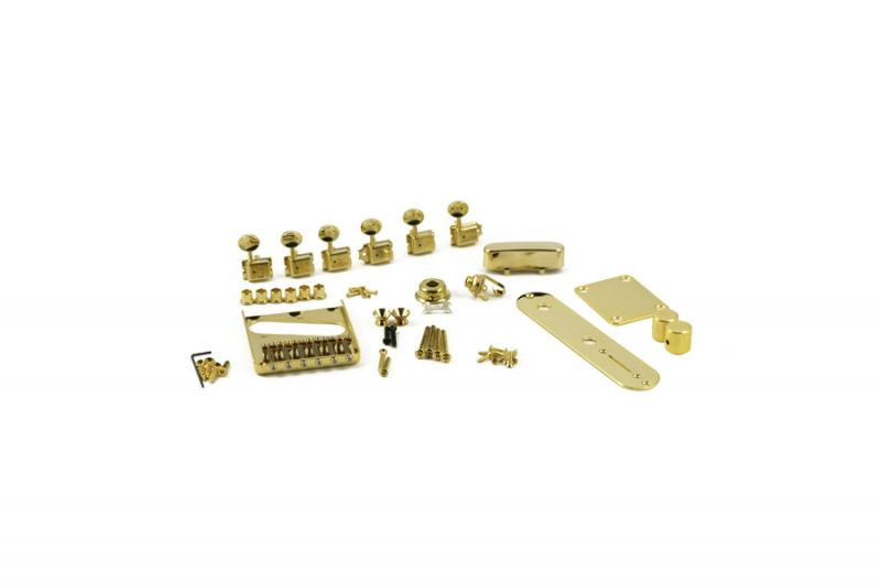 TELE DELUXE GOLD HARDWARE UPGRADE KIT