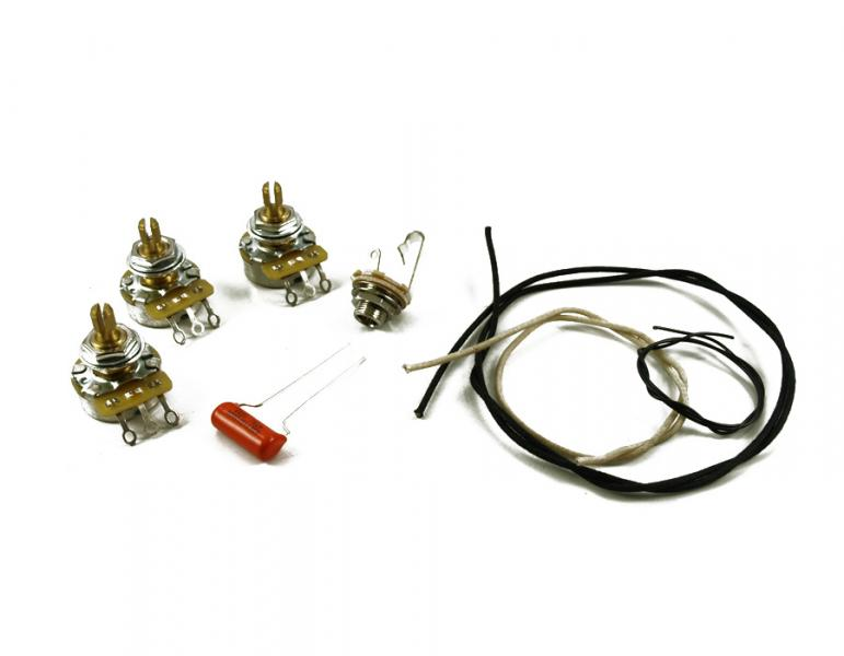 JAZZ BASS WIRING KIT