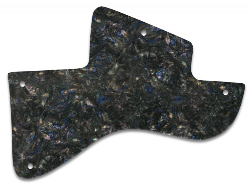 GIBSON LES PAUL SPECIAL PICKGUARD ABALONE