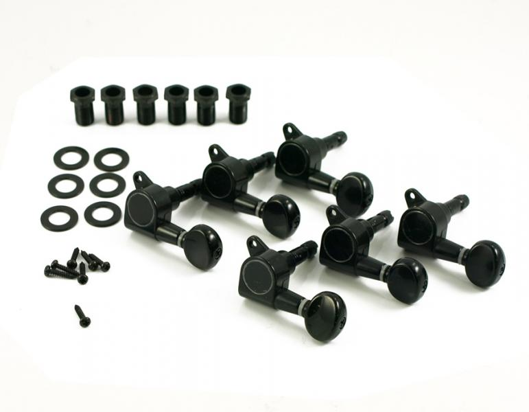 DIE CAST LOCKING 6 INLINE BLACK LH