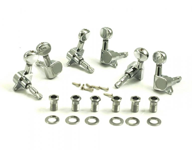 DIE CAST LOCKING 6 INLINE CHROME