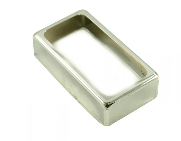 EXPOSED HUMBUCKER PICKUP COVER CHROME