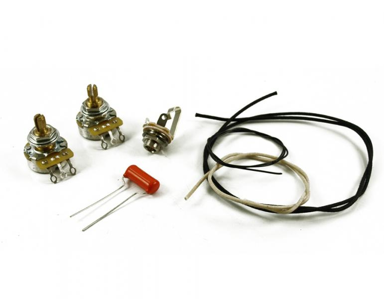 PRECISION BASS WIRING KIT