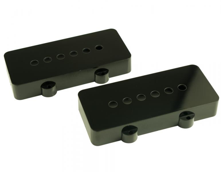 JAZZMASTER PICKUP COVERS BLACK
