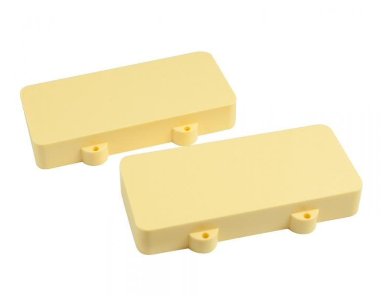 JAZZMASTER PICKUP COVERS CREAM NO HOLES