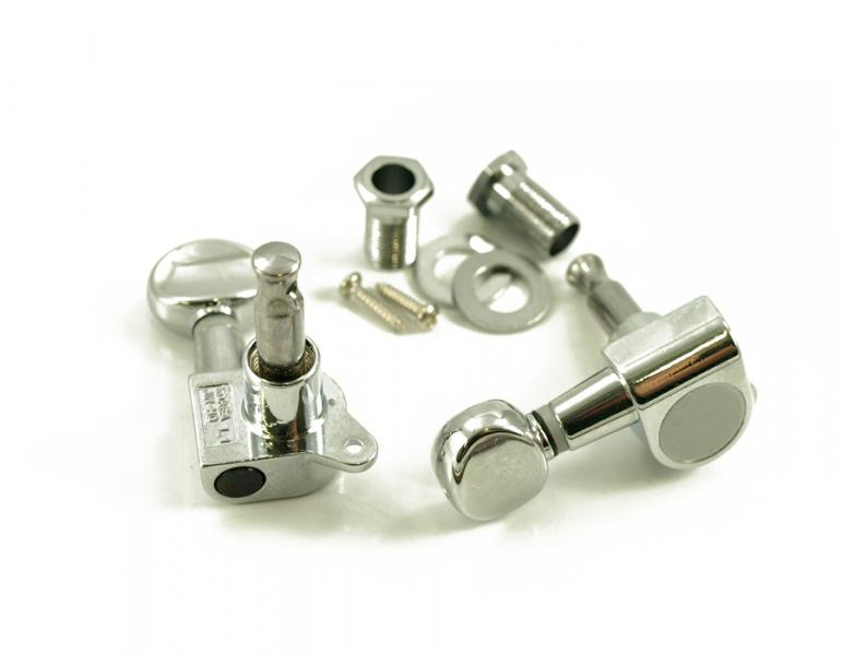DIE CAST 6 INLINE CHROME LH