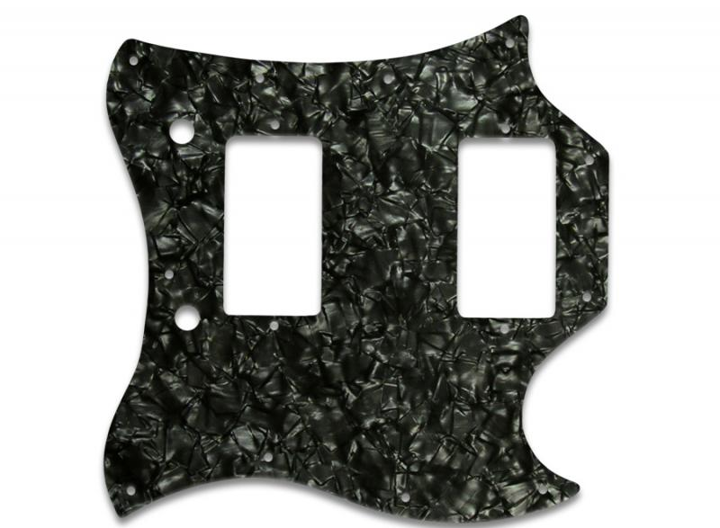 GIBSON SG FULL FACE PICKGUARD BLACK PEARL