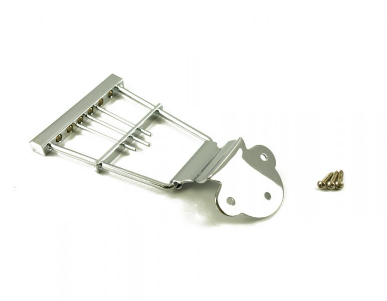 ARCHTOP TAILPIECE CHROME