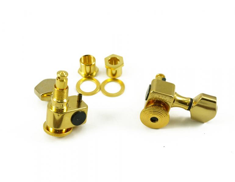 SPERZEL TRIM LOK 6 INLINE POLISHED GOLD