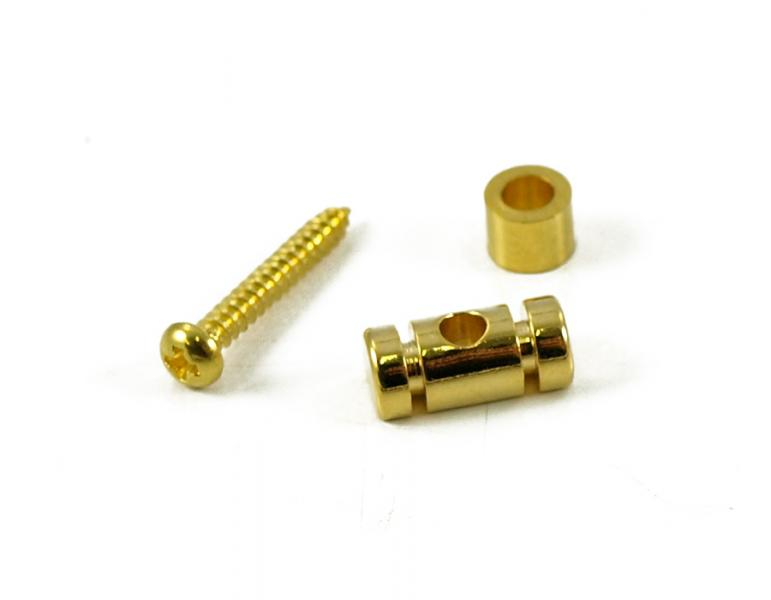 BARREL STRING RETAINER GOLD