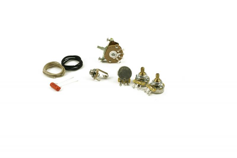 STRATOCASTER WIRING KIT 3 WAY