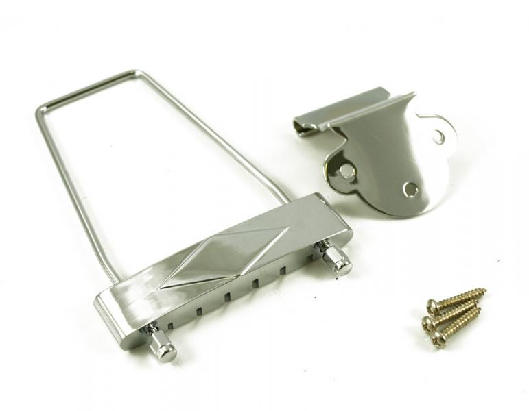 ES & L SERIES TAILPIECE CHROME