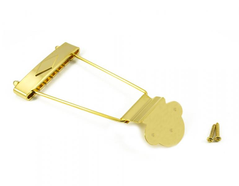 ES & L SERIES TAILPIECE GOLD