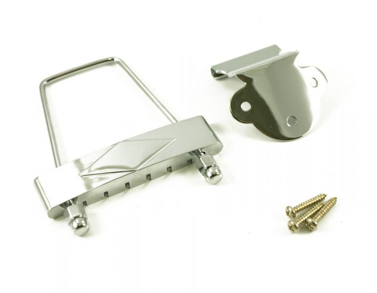 ES-335 TAILPIECE CHROME