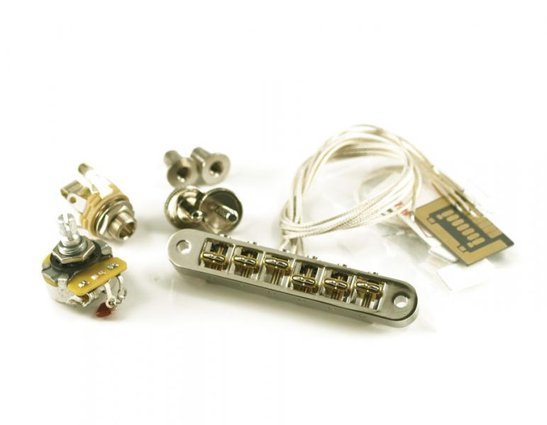 LR BAGGS TUNEOMATIC BRIDGE CHROME