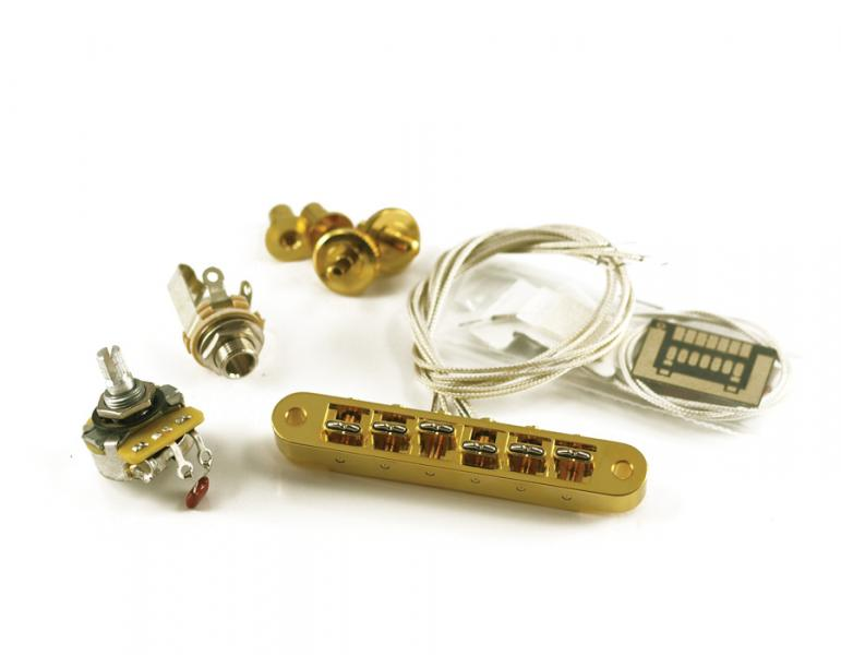 LR BAGGS TUNEOMATIC BRIDGE GOLD