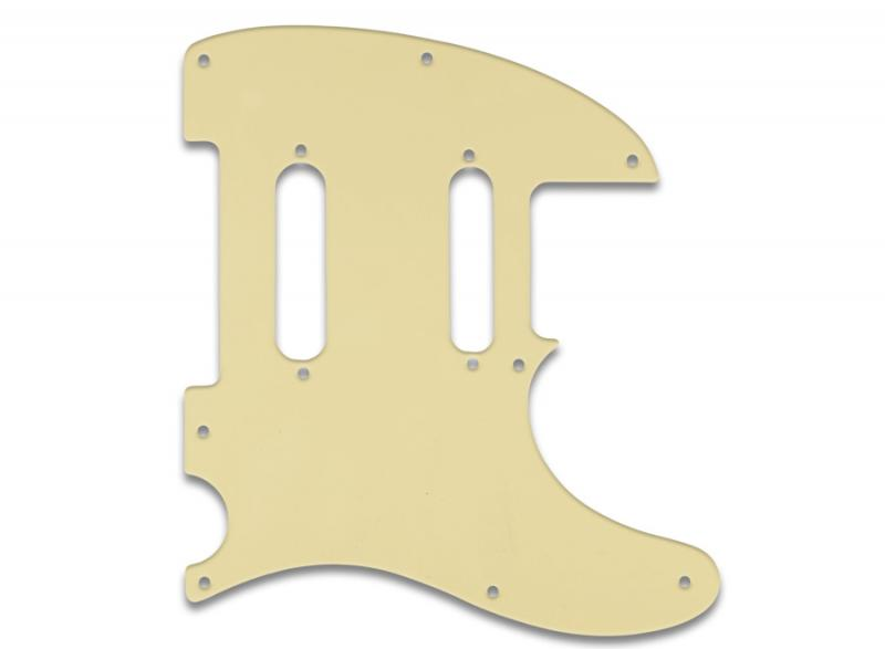 FENDER TELECASTER NASHVILLE PICKGUARD CREAM THIN