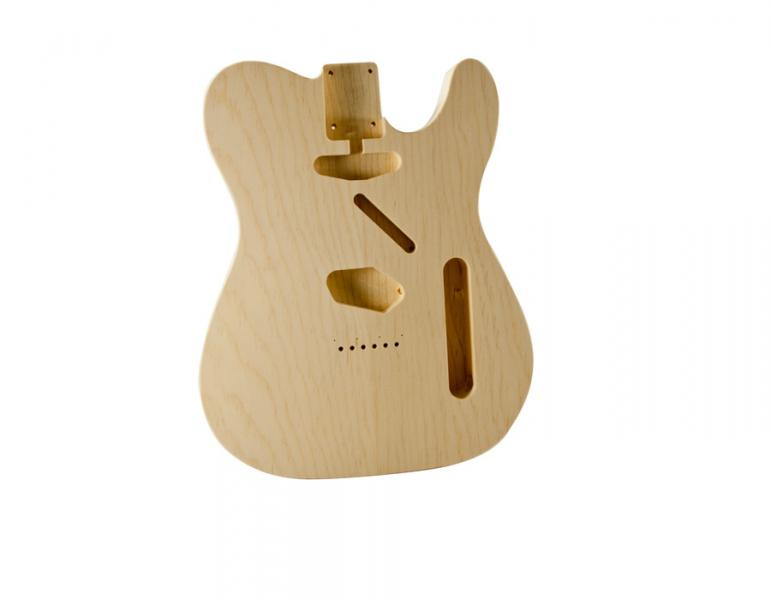 TELE BODY LIGHTWEIGHT PINE UNFINISHED
