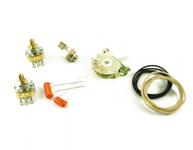 TELECASTER WIRING KIT 4 WAY FAT