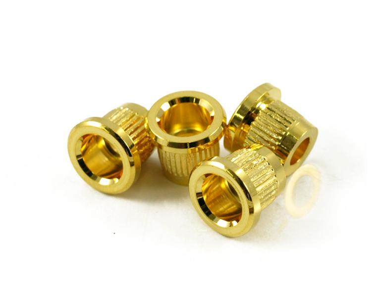 GOTOH BASS GUITAR STRING FERRULES GOLD