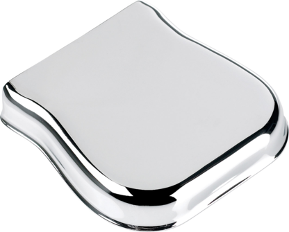 FENDER ASHTRAY TELE BRIDGE COVER CHROME