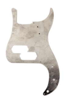 FENDER PICKGUARD SHIELD 62 P BASS
