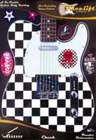 CHECKERBOARD FACELIFT FOR TELECASTER