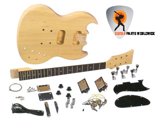 SG Electric Guitar Kit