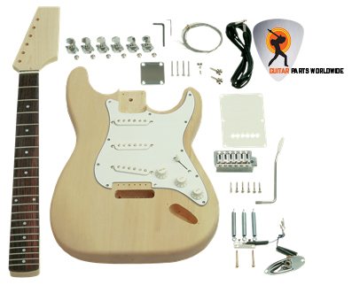 S Electric Guitar Kit